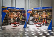 WWE Hall of Champions figures