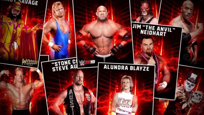 WWE 2K19 roster reveal concludes with final 54 Superstars
