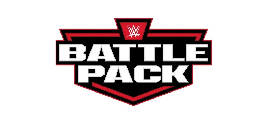 WWE Battle Pack figures