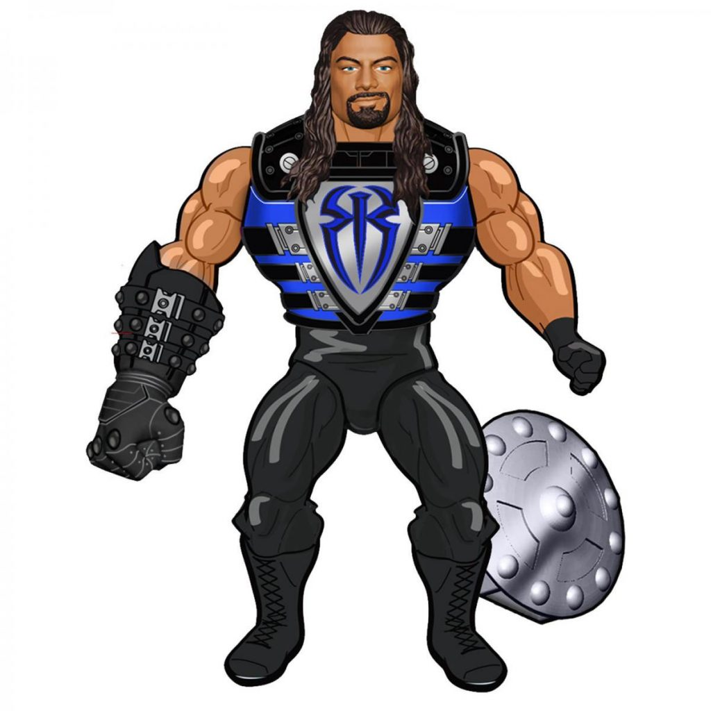 WWE Masters of the WWE Universe the New Day Action Figure