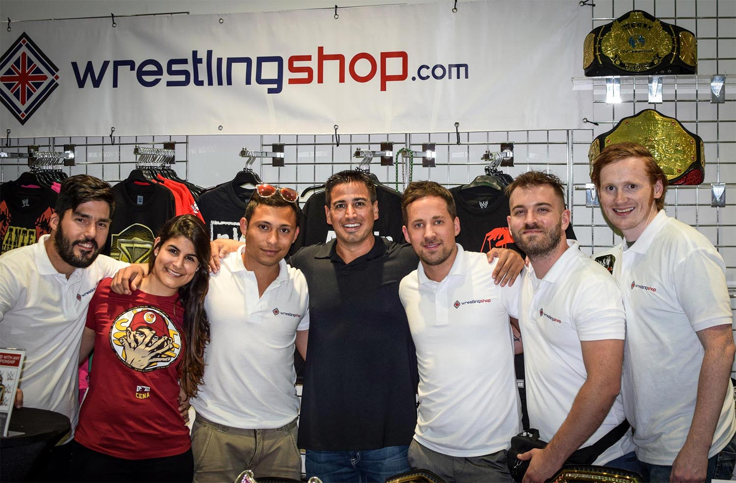 Wrestlingshop.com staff