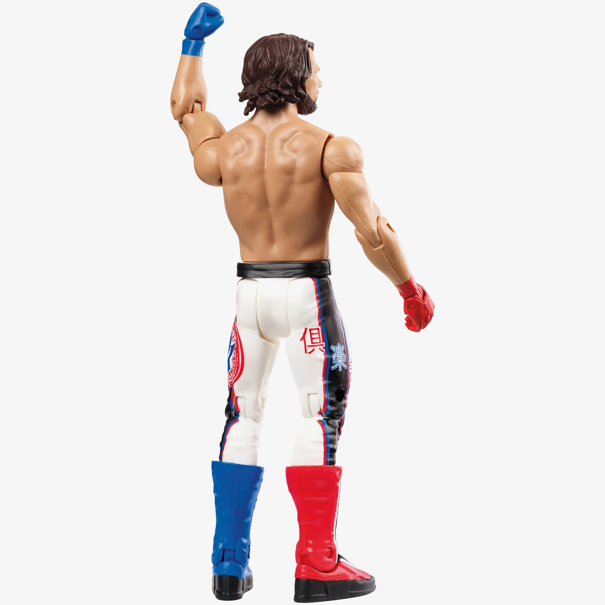 Image result for wrestlemania 34 mattel basic styles