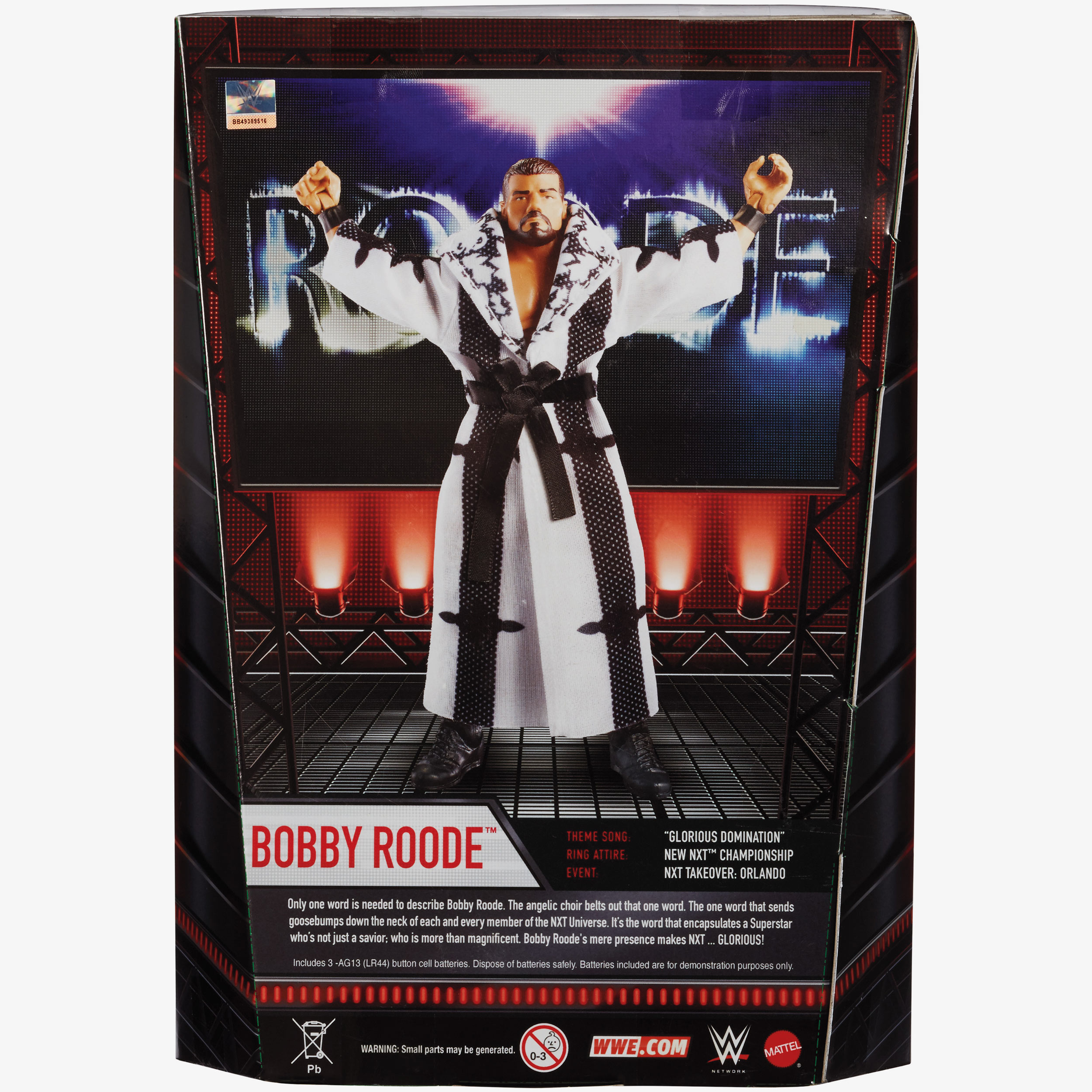 Bobby Roode Wwe Entrance Greats