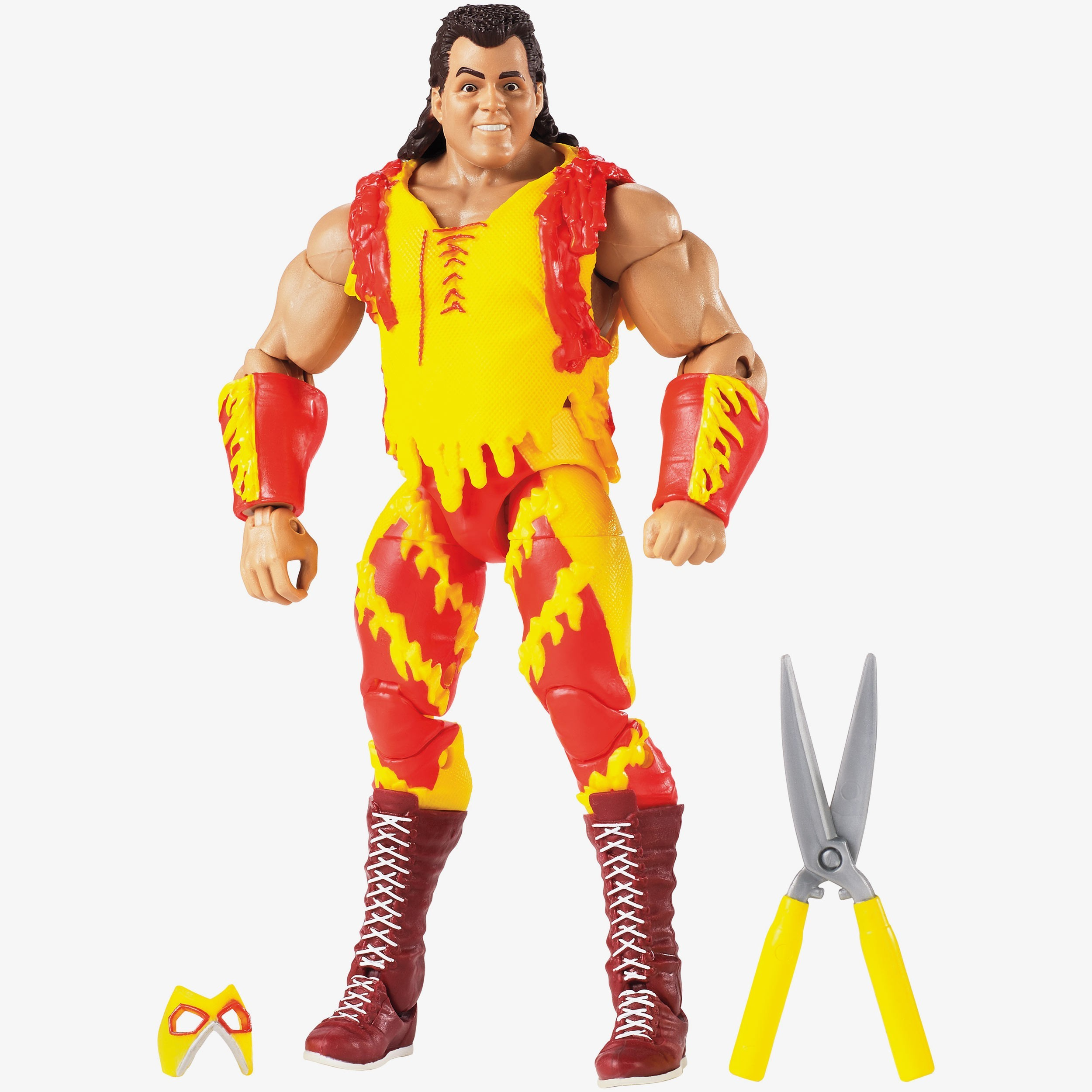 Image result for wrestlemania 34 mattel beefcake