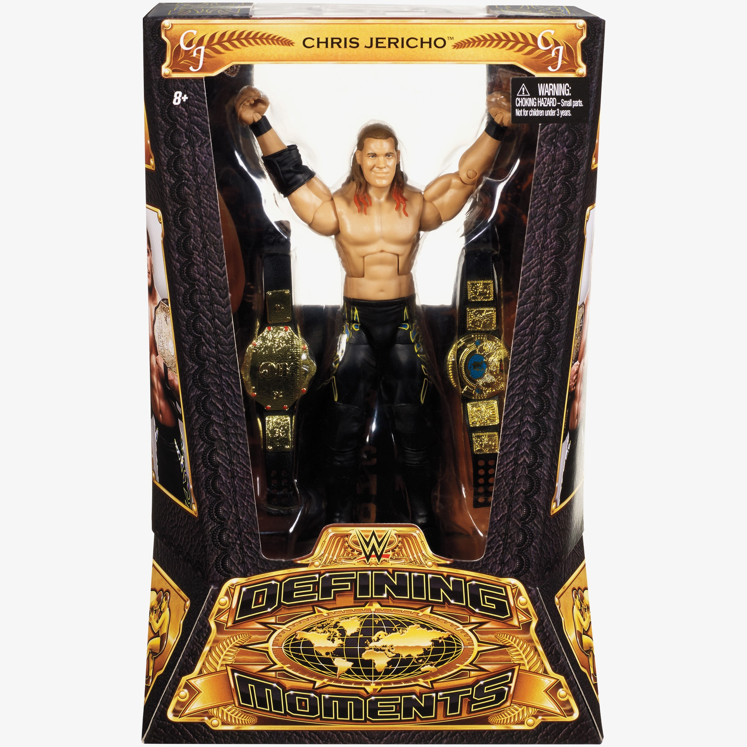 Toys For Chris : Undisputed champion chris jericho wwe defining moments