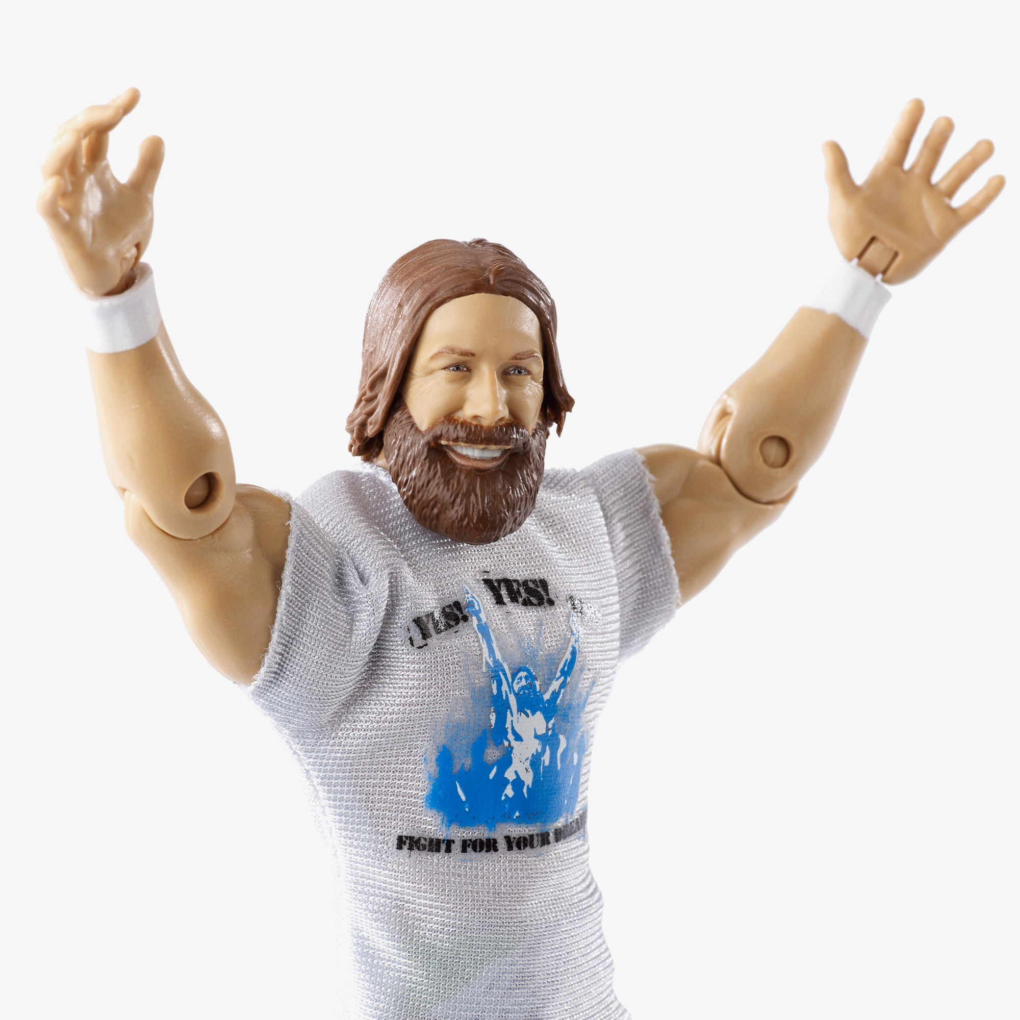 Daniel Bryan WWE Mattel Elite Series 68 Action Figure NEW