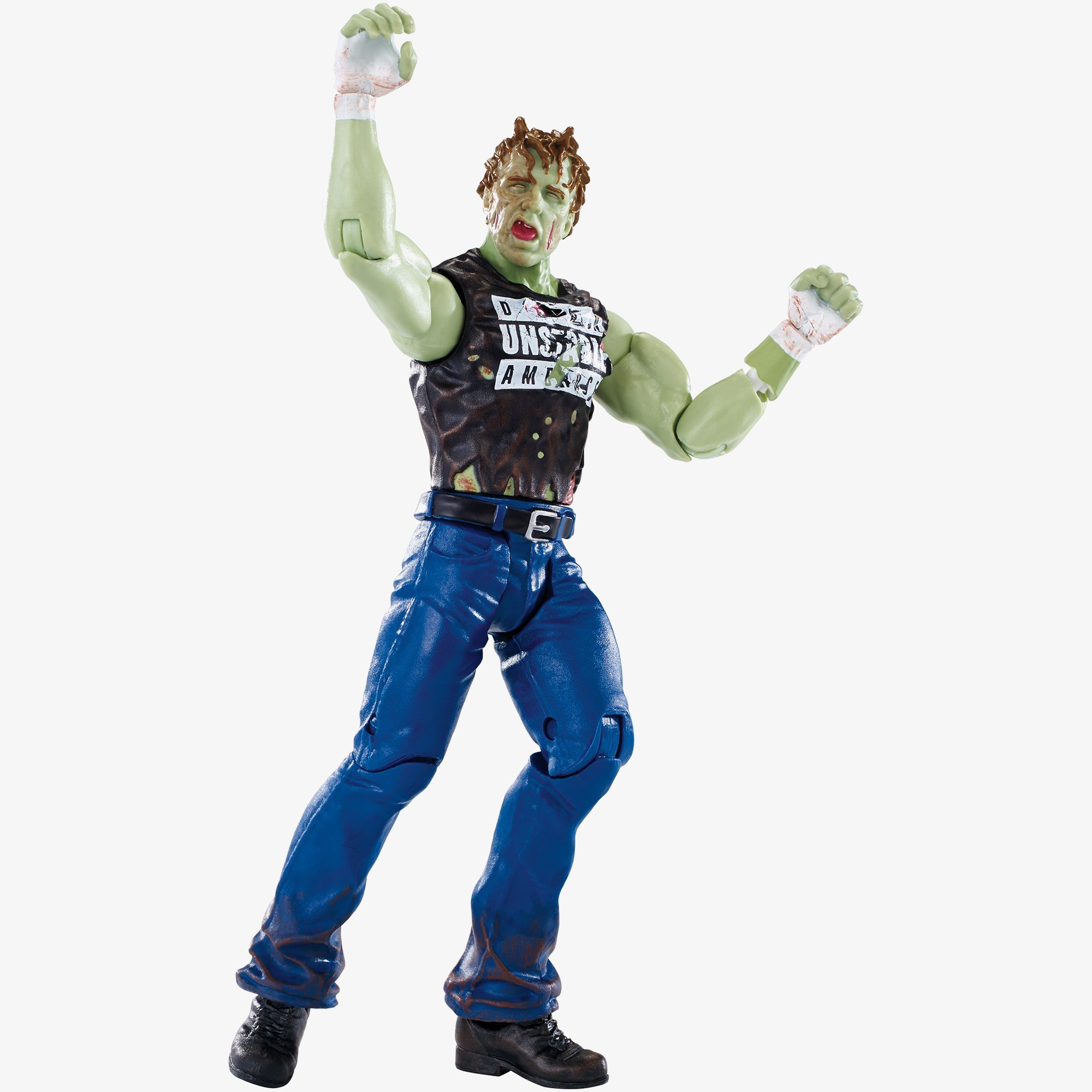Dean Ambrose Wwe Zombies Series 1