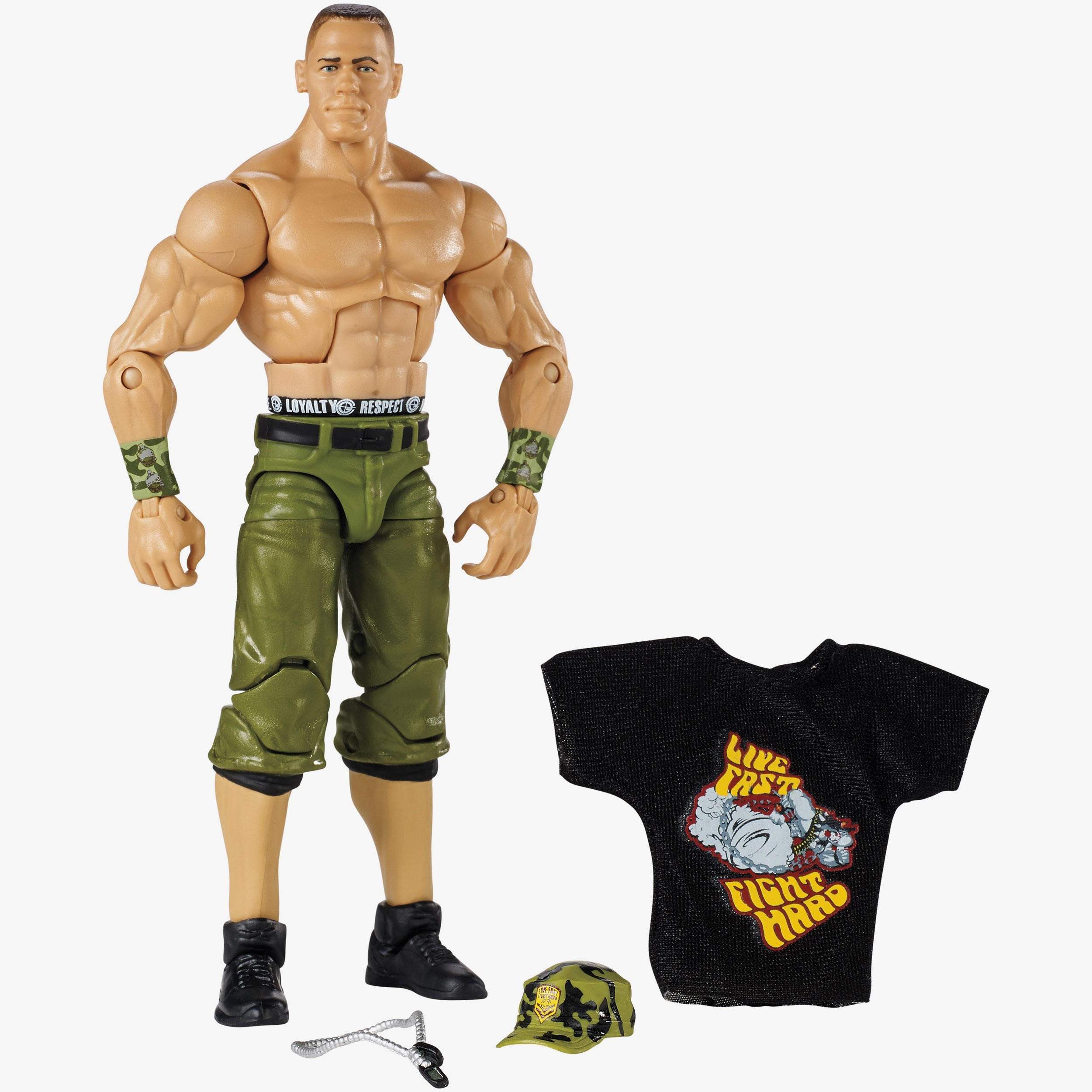 Image result for wrestlemania 34 mattel cena