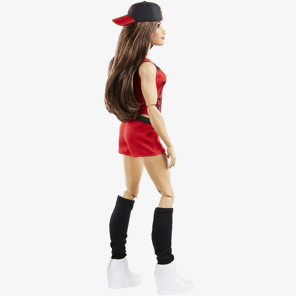 Nikki bella 12 inch wwe fashion doll with extra Nikki bella fashion style