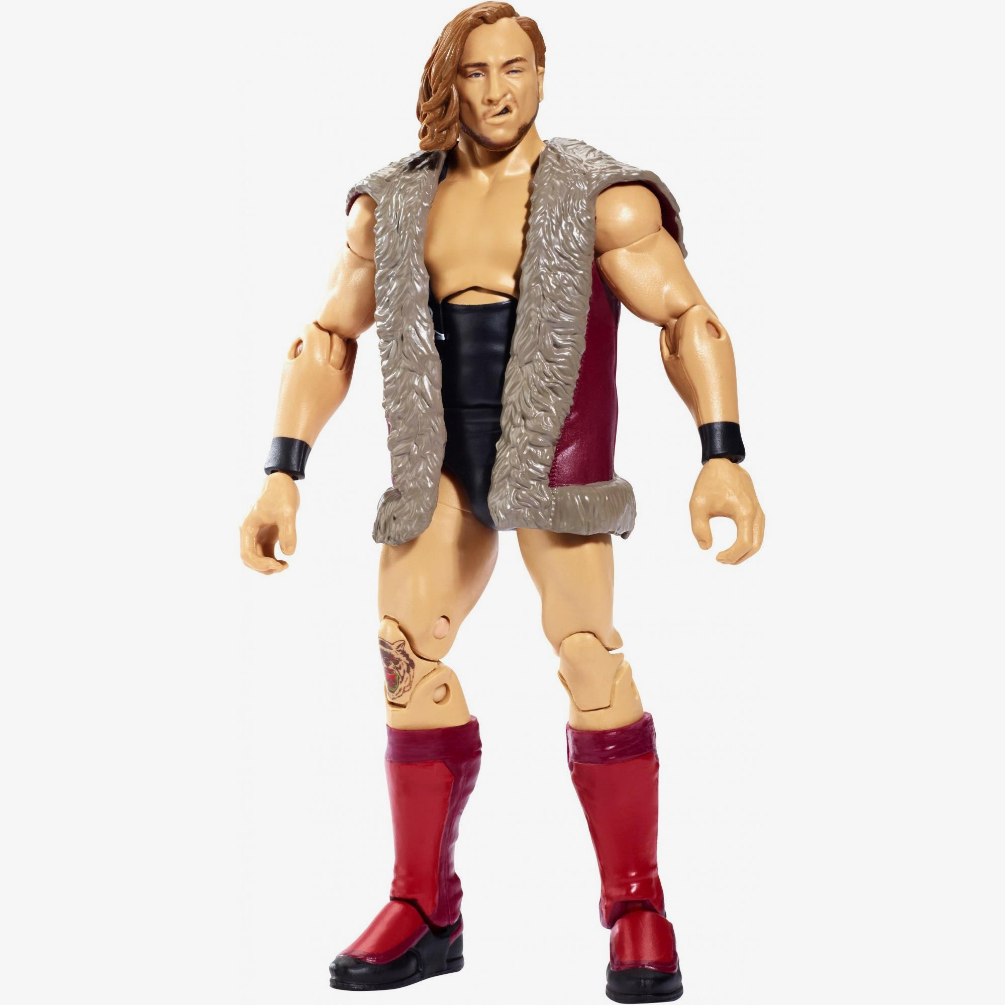pete dunne wwe elite collection exclusive figure. Black Bedroom Furniture Sets. Home Design Ideas