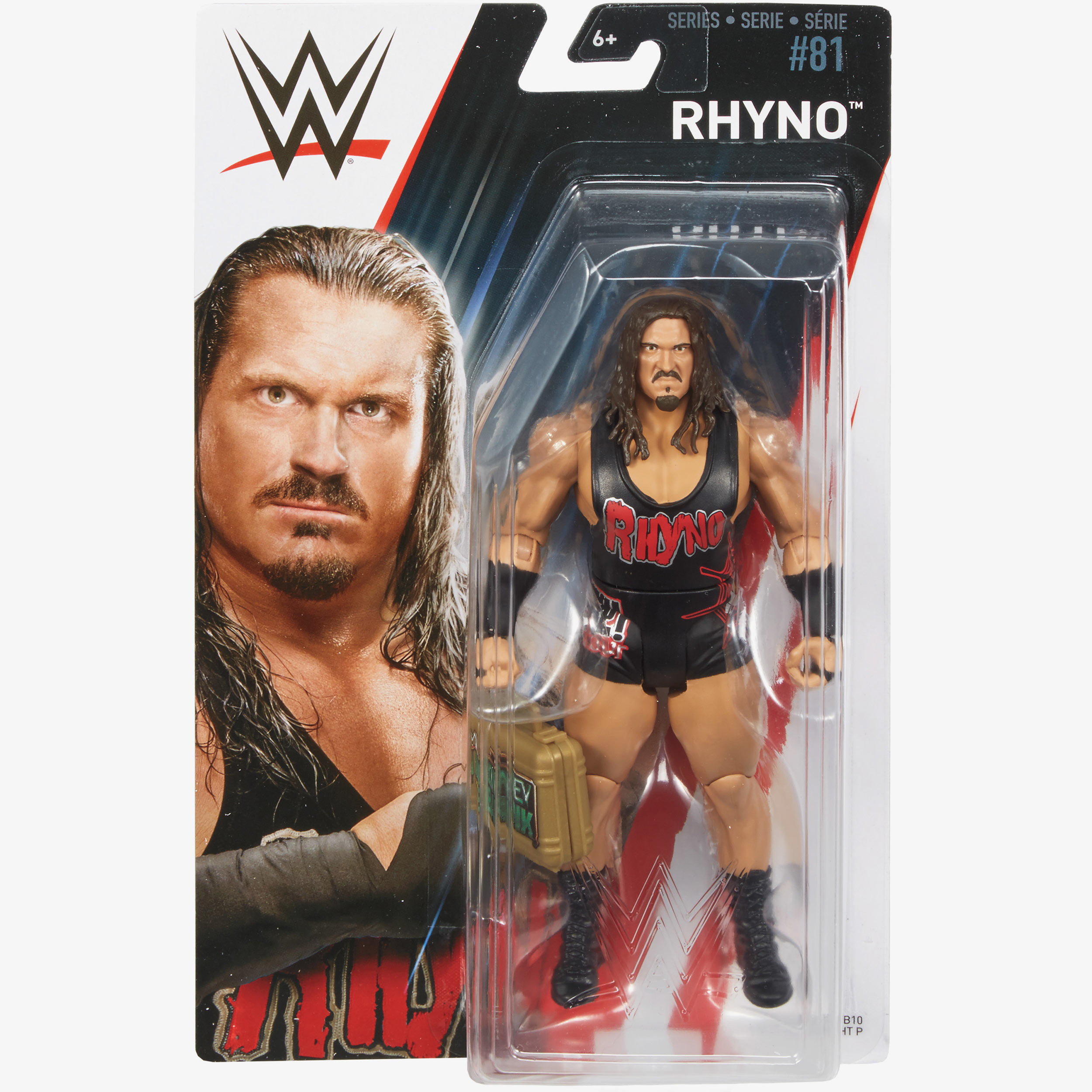 Image result for wwe series 81 rhyno