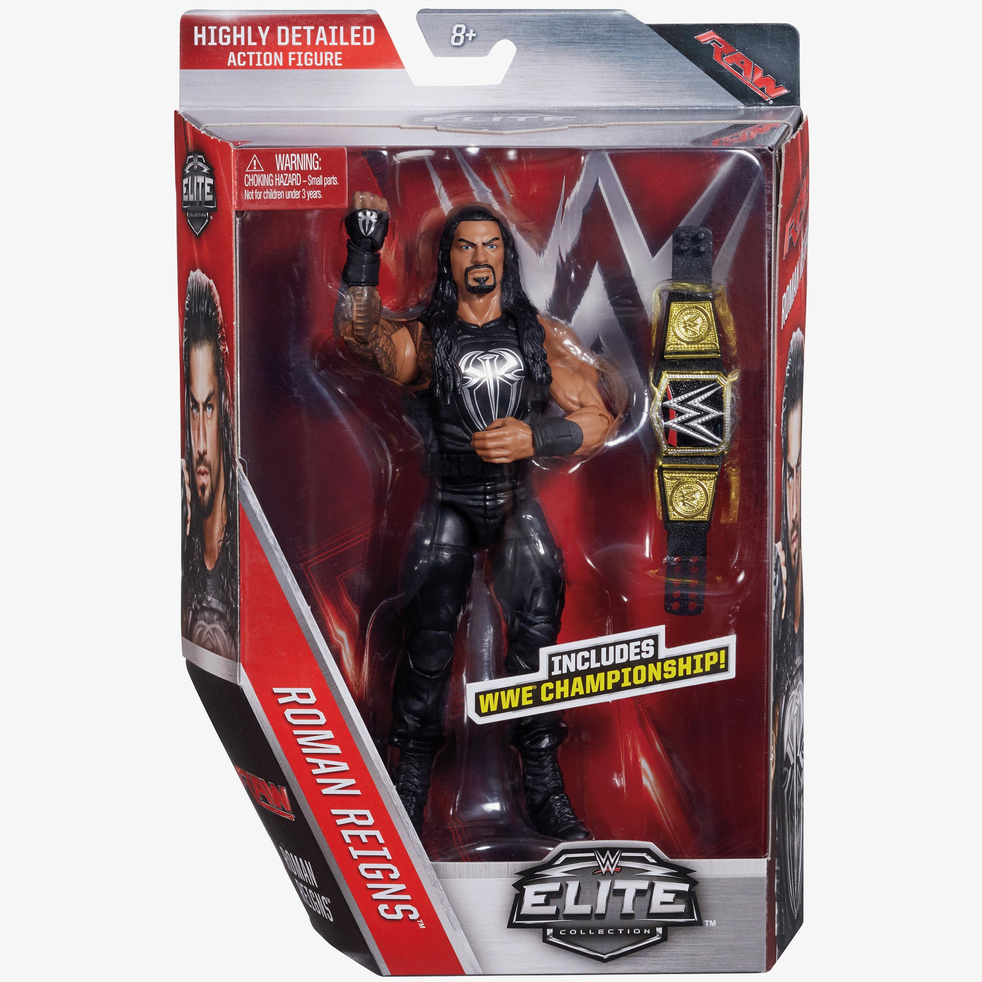 roman reigns wwe elite collection series 45. Black Bedroom Furniture Sets. Home Design Ideas
