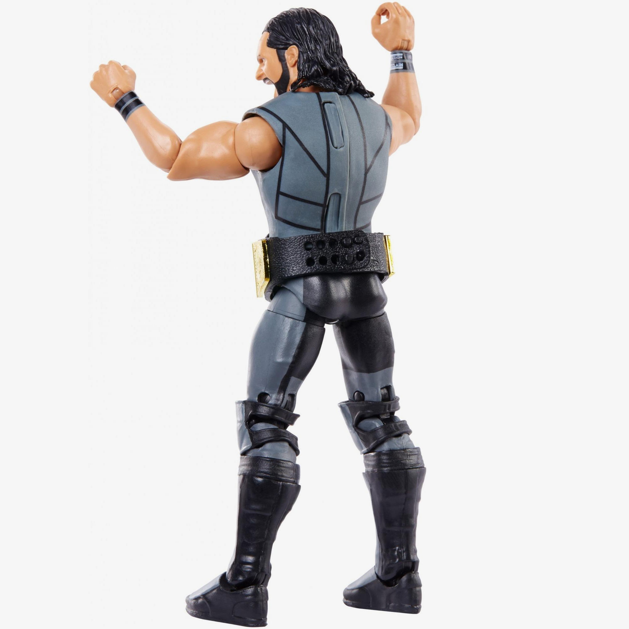 Seth Rollins Wwe Then Now Forever 2017 Elite Collection