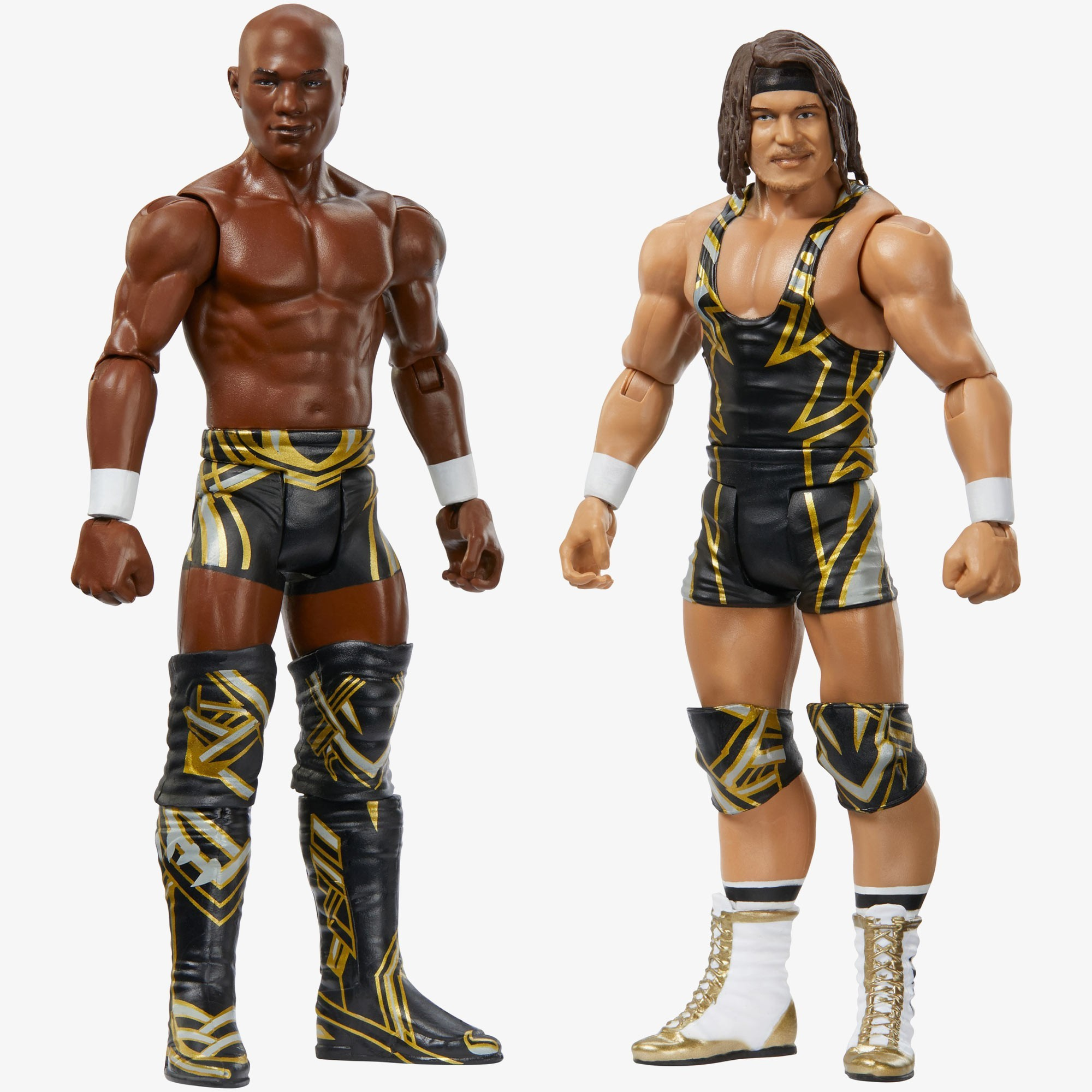 Chad Gable Shelton Benjamin Wwe Battle Pack Series 58
