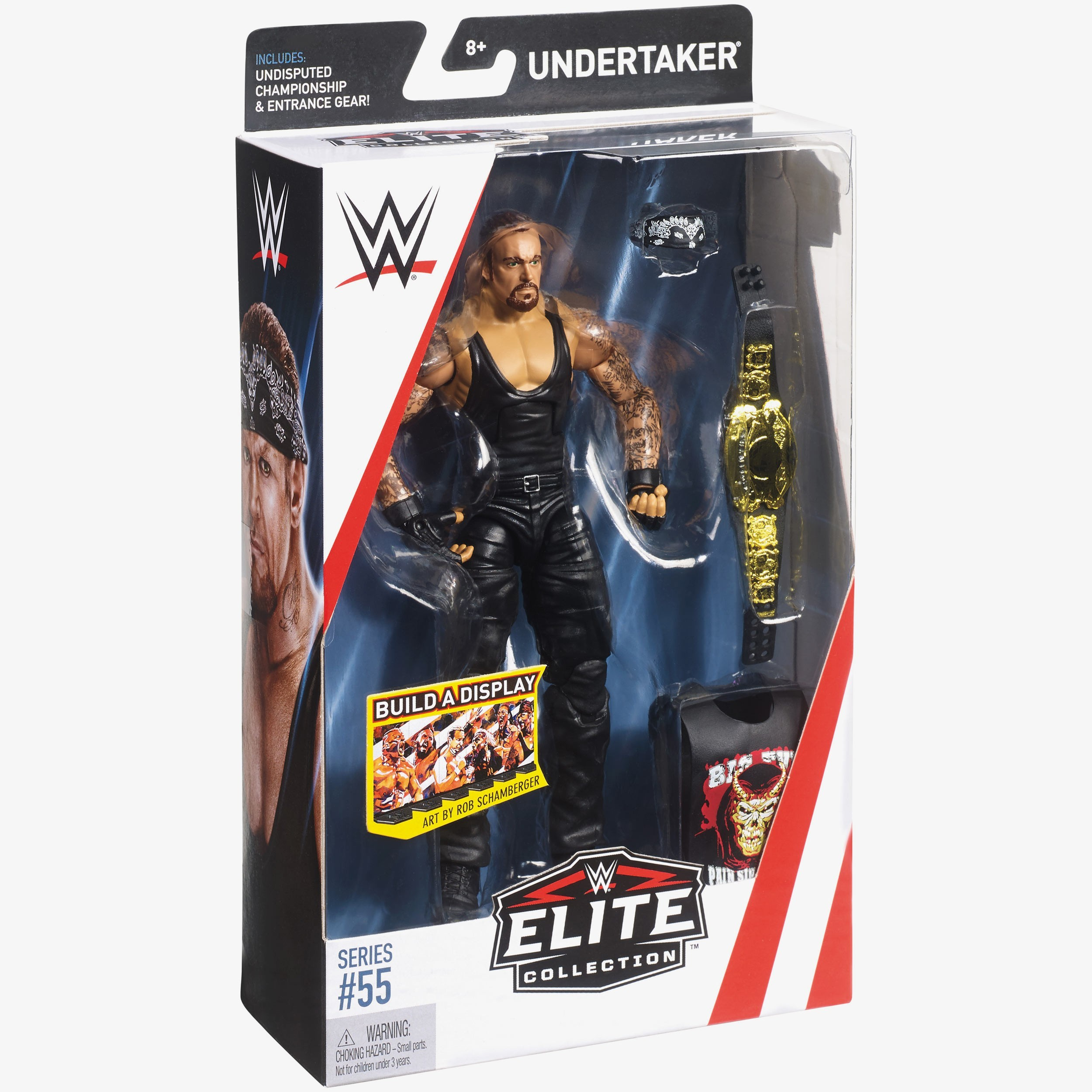 Amazon.com: WWE Elite Collector Defining Moments ...