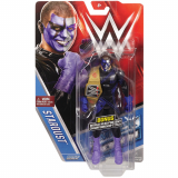 Stardust - WWE Superstar Series #58 Action Figure (With Bonus WWE Belt)
