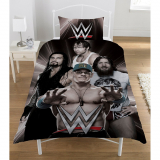 WWE Superstars Single Bedding Set (Black)