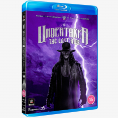 WWE Undertaker - The Last Ride Blu-ray