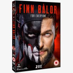 WWE Finn Balor for Everyone DVD