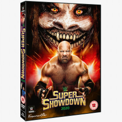 WWE Super Showdown 2020 DVD