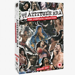 WWE Attitude Era - The Complete Collection DVD