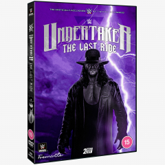 WWE Undertaker - The Last Ride DVD