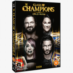 WWE Clash of Champions 2020 DVD