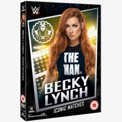 Becky Lynch - WWE Iconic Matches DVD