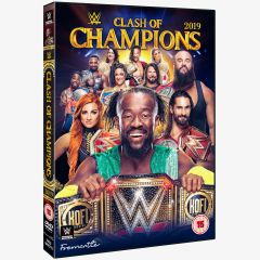 WWE Clash of Champions 2019 DVD