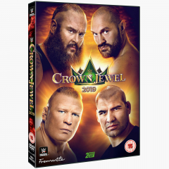 WWE Crown Jewel 2019 DVD