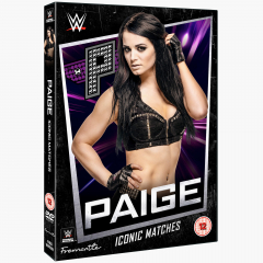 Paige - WWE Iconic Matches DVD