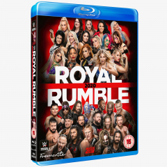WWE Royal Rumble 2020 Blu-ray
