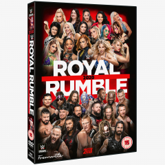 WWE Royal Rumble 2020 DVD