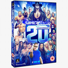 WWE SmackDown 20th Anniversary DVD