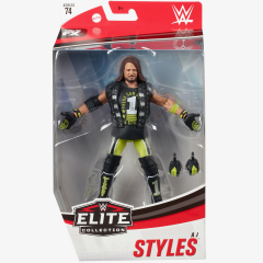 AJ Styles WWE Elite Collection Series #74