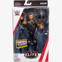 Akam (Authors of Pain) WWE Elite Collection Series #62