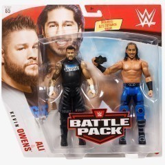 Ali & Kevin Owens - WWE Battle Pack Series #65