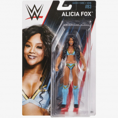 Alicia Fox - WWE Basic Series #83