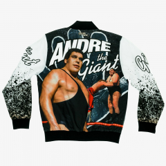 Andre The Giant WWE Retro Jacket