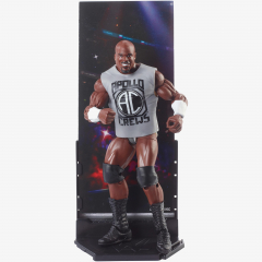 Apollo Crews WWE Elite Collection Series #49