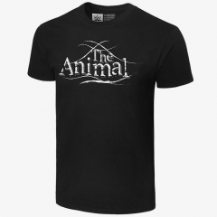 Batista -  The Animal - Men's WWE Retro T-Shirt