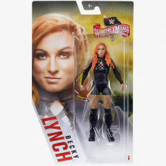 Becky Lynch - WWE WrestleMania 36 Basic Series