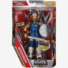 Berzerker WWE Elite Collection Series #51