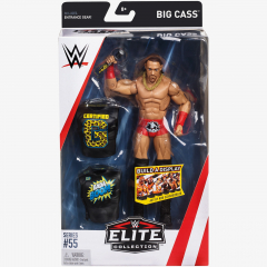 Big Cass WWE Elite Collection Series #55