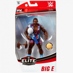 Big E WWE Elite Collection Series #79