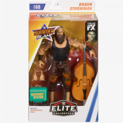 Braun Strowman WWE Elite Collection Series #68