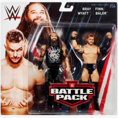 Bray Wyatt & Finn Balor - WWE Battle Pack Series #54