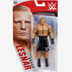 Brock Lesnar - WWE Basic Series #103