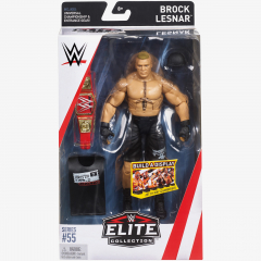 Brock Lesnar WWE Elite Collection Series #55