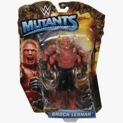 Brock Lesnar - WWE Mutants Series #1